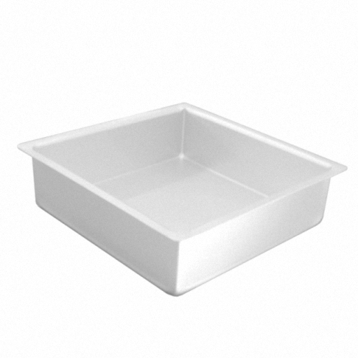 3 inch Deep Square Cake Pan