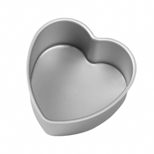 3 inch Deep Heart Cake Pan