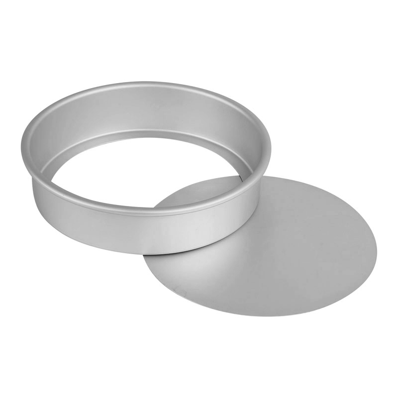 2 inch Deep Round Cake Pan Removable  Bottom