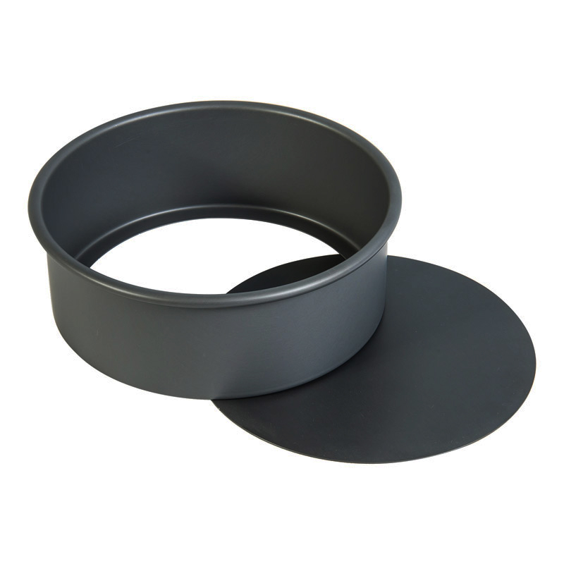 3 inch Deep Round Cake Pan Removable Bottom