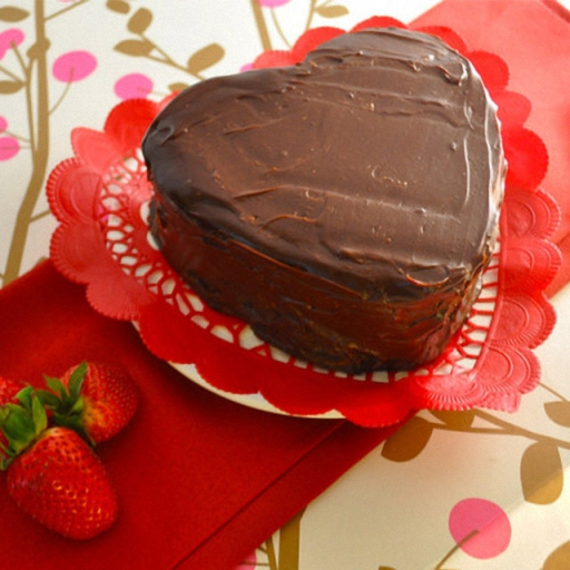 2 inch Deep Heart Cake Pan
