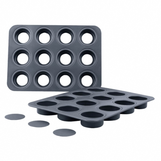 12 Hole Muffin Pan Loose Base